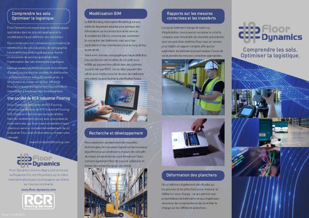 Floor Dynamic brochure FR